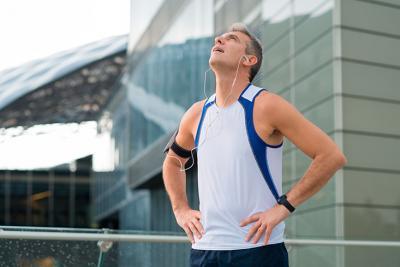 Cómo controlar la respiración correctamente al correr