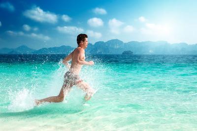 Cómo reaccionar ante una picadura bajo el mar